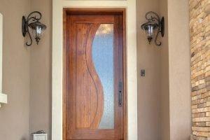 Golden Hills Front Door