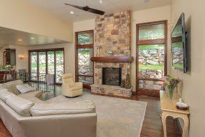 Golden Hills Living Room