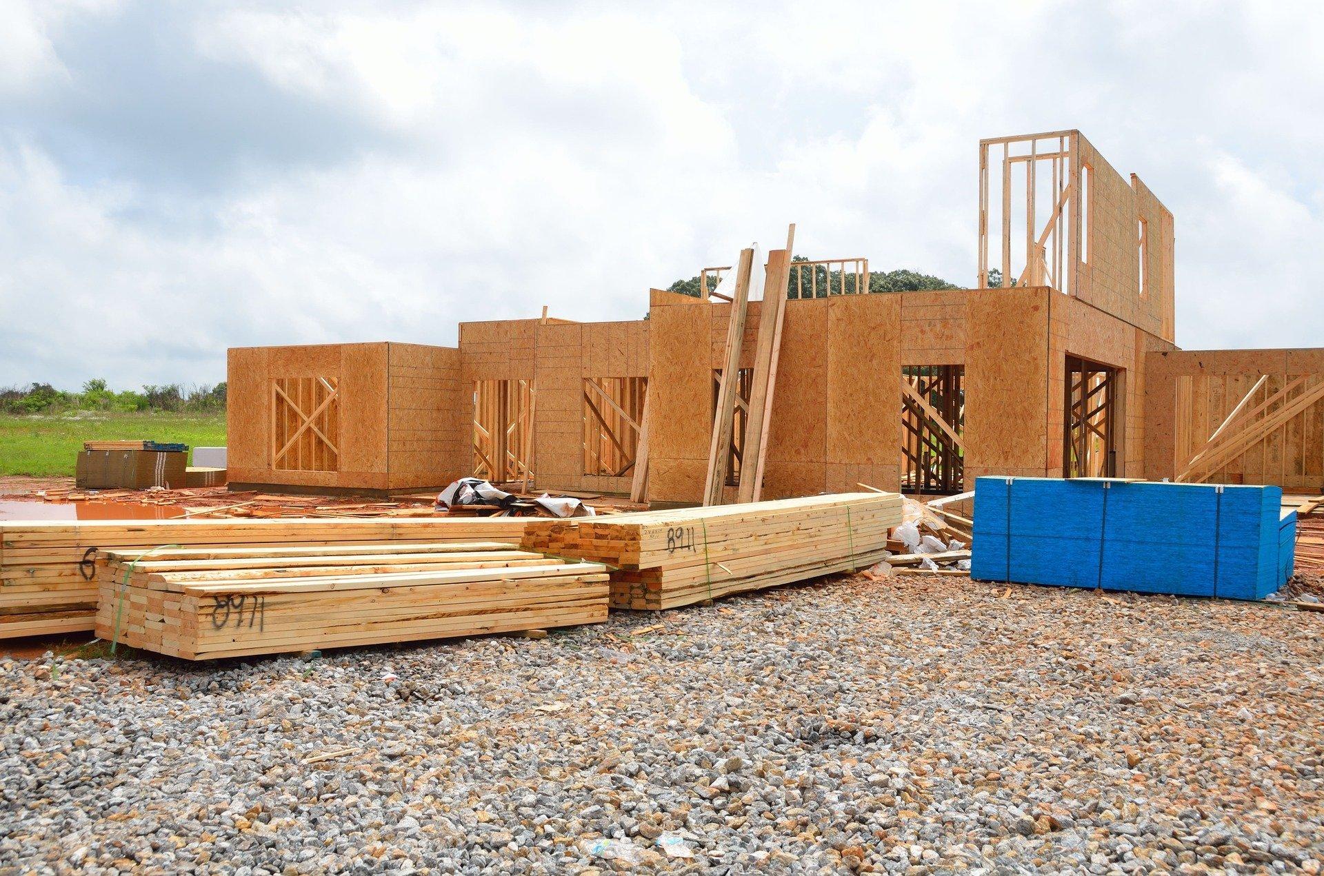 building new home in colorado springs