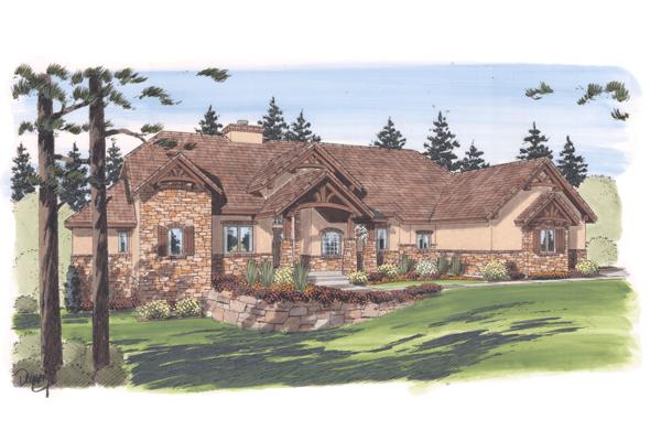 Custom Home Floorplans, Homes by Michael Hall