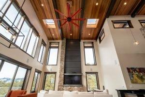 New Build in Salida Living Room