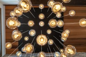 New Home Build in Salida Lighting